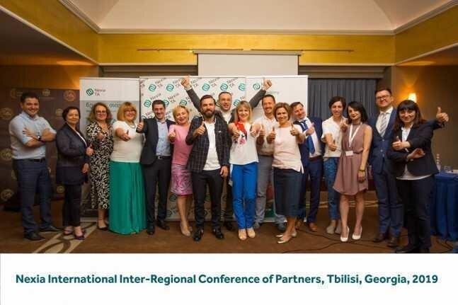 Nexia TA-მ Nexia International-ის ინტერ-რეგიონულ კონფერენციას უმასპინძლა