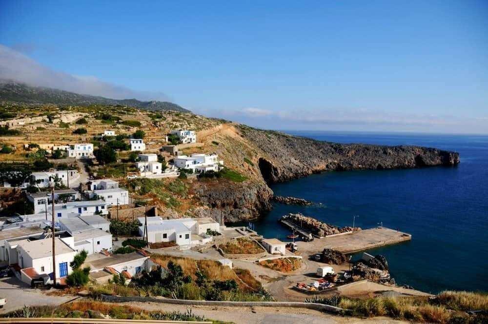 ინფორმაცია, რომელიც ახლახანს გავრცელდა ემიგრანტებისთვის ბერძნული კუნძული, რომელიც სახლს გაჩუქებთ და თვეში 500 ევროს გადაგიხდით